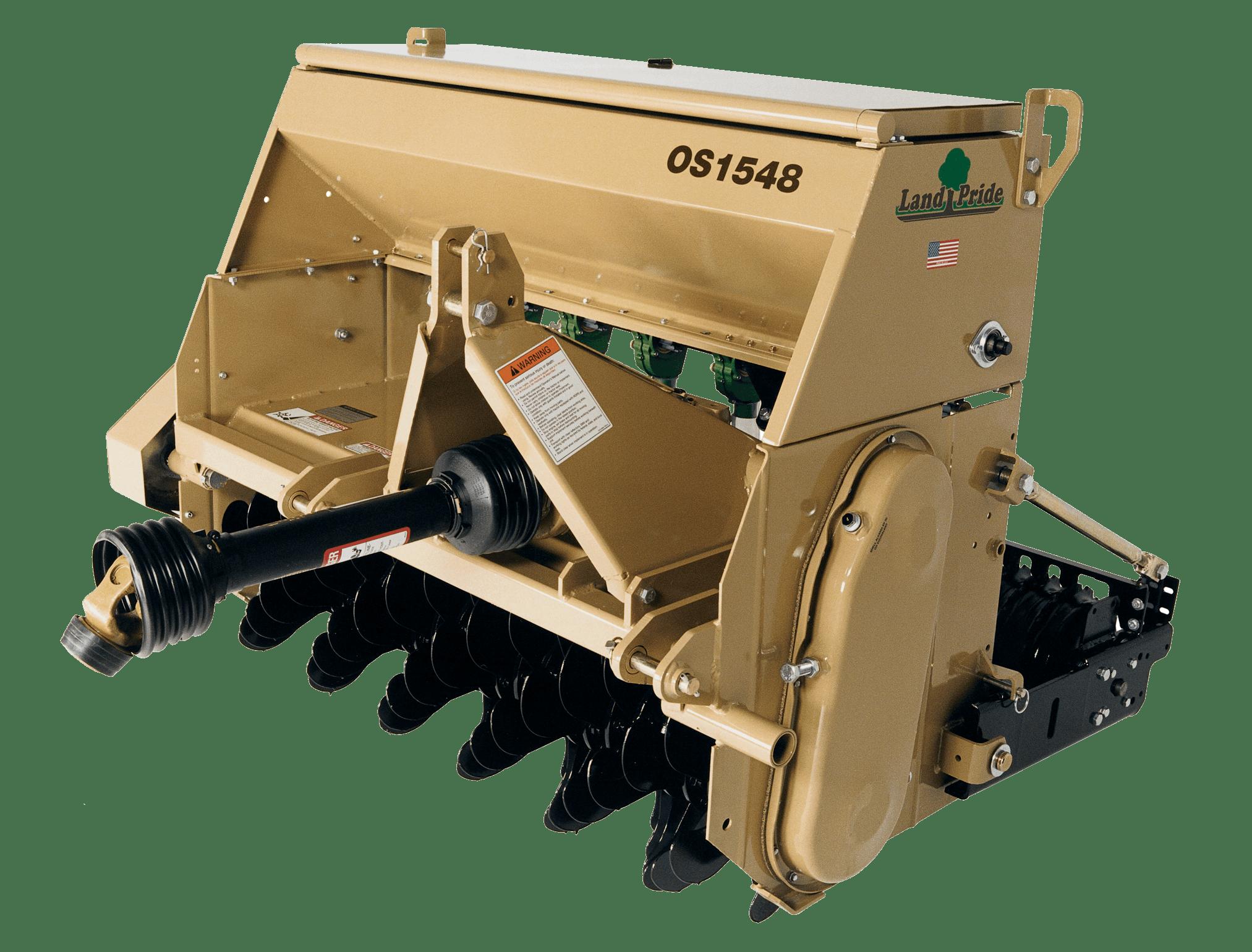 Land Pride OS-1548 Over Seeder 0