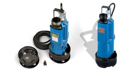 "Tsurumi 3"" Electric Submersible Pump 0"