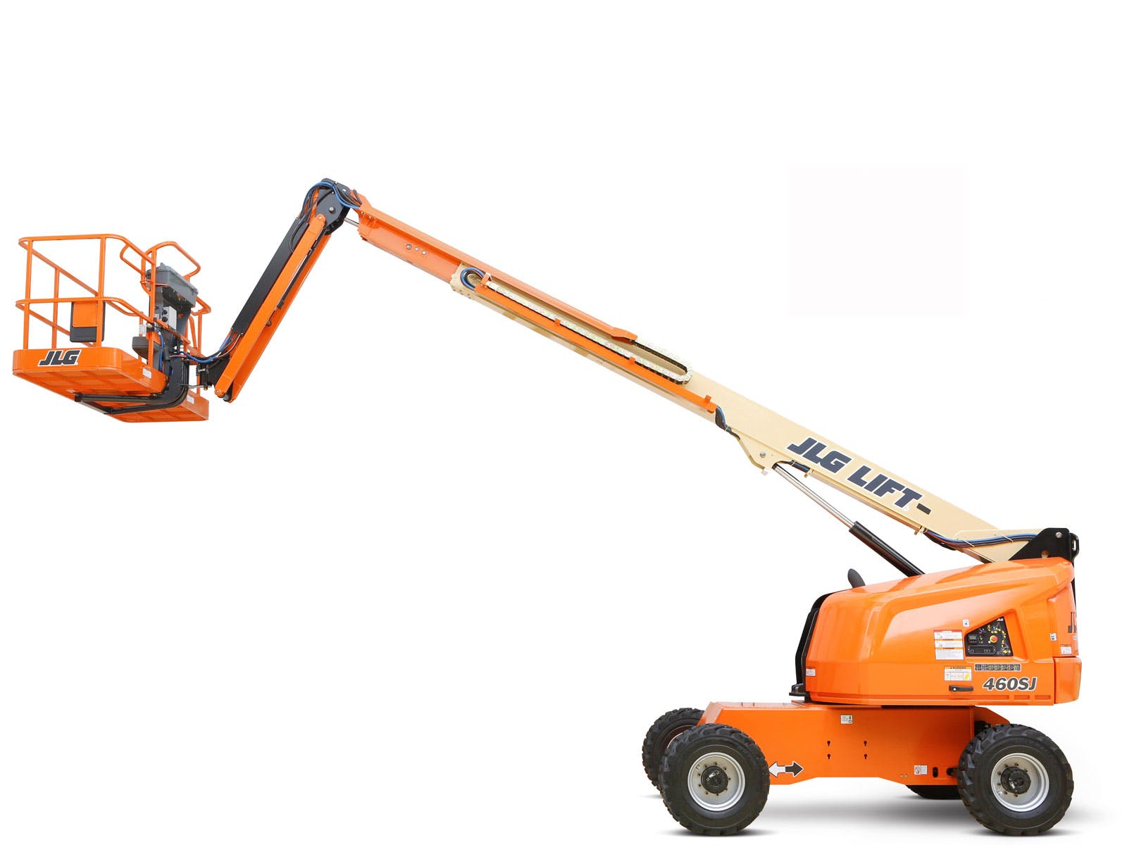 Telescopic 46' Boom Lift