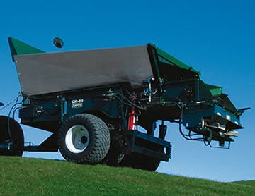 Turfco CR-10 Fairway Top Dresser