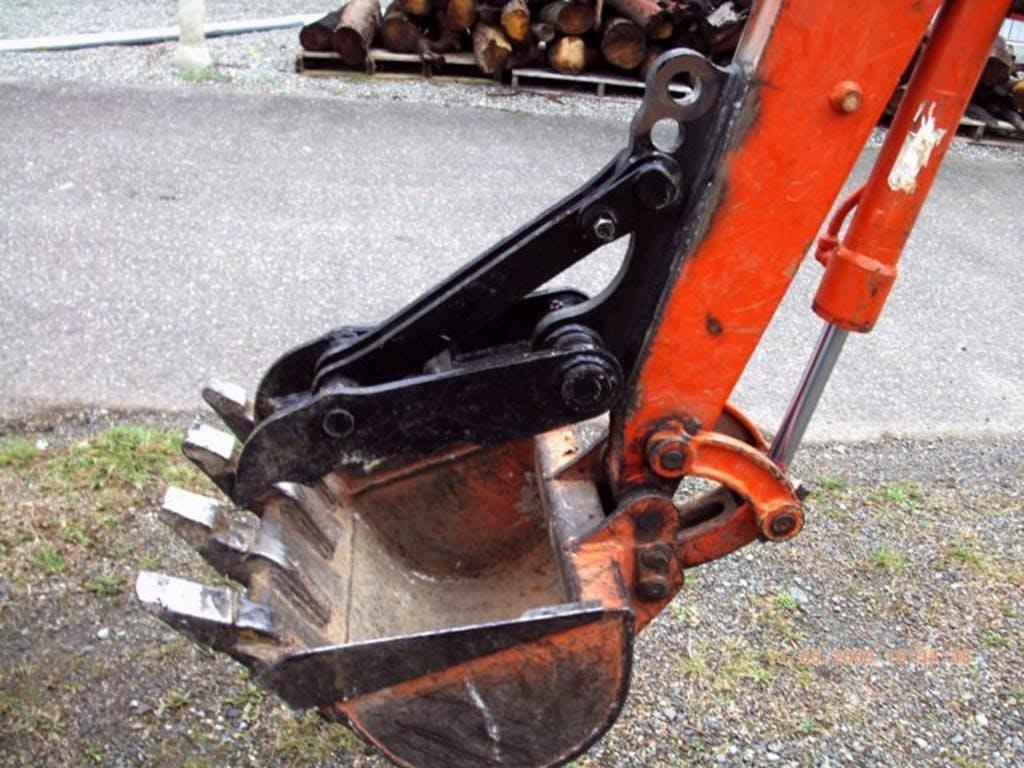Mechanical Finger for Excavators 0