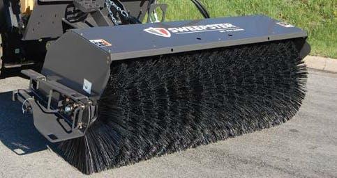 """Sweepster 84"""" Angle Sweeper 0"""
