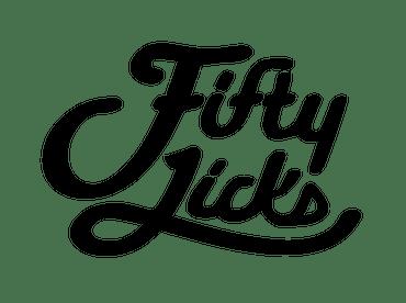 Fifty Licks Logo