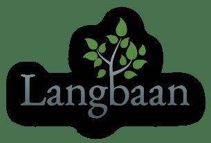 Langbaan Logo