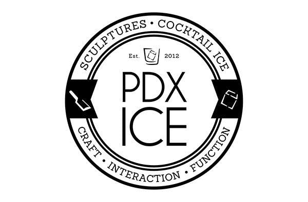 PDX Ice Logo