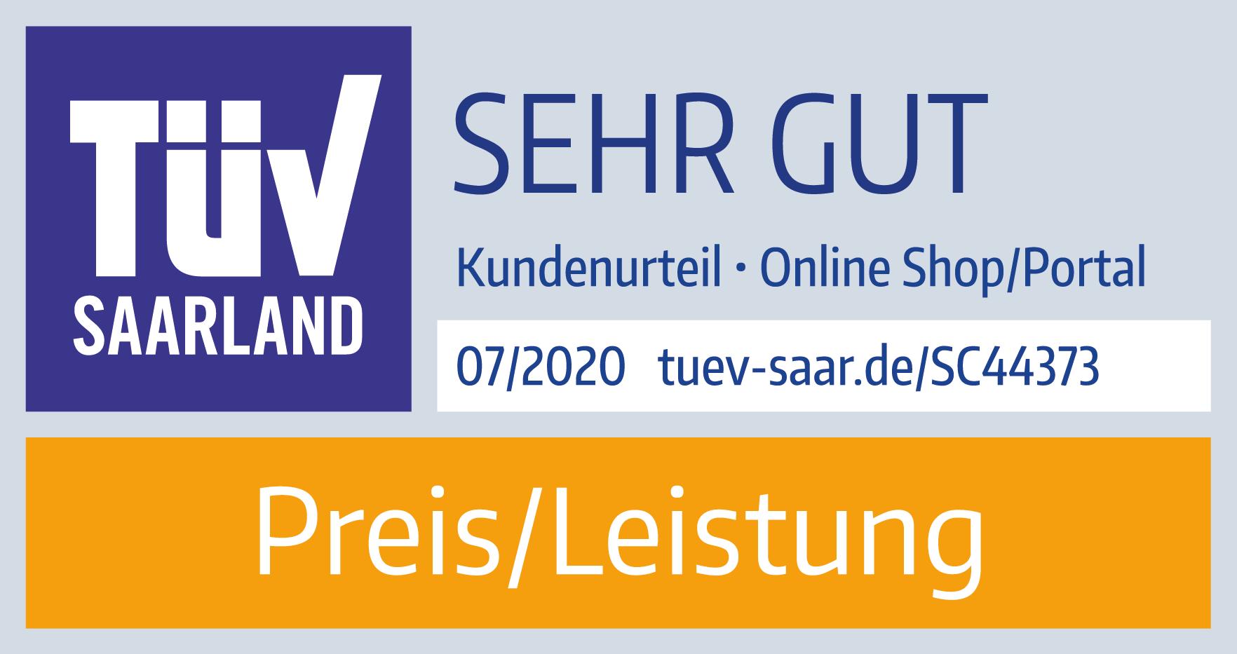 TÜV Saarland - Preis/Leistung hepster