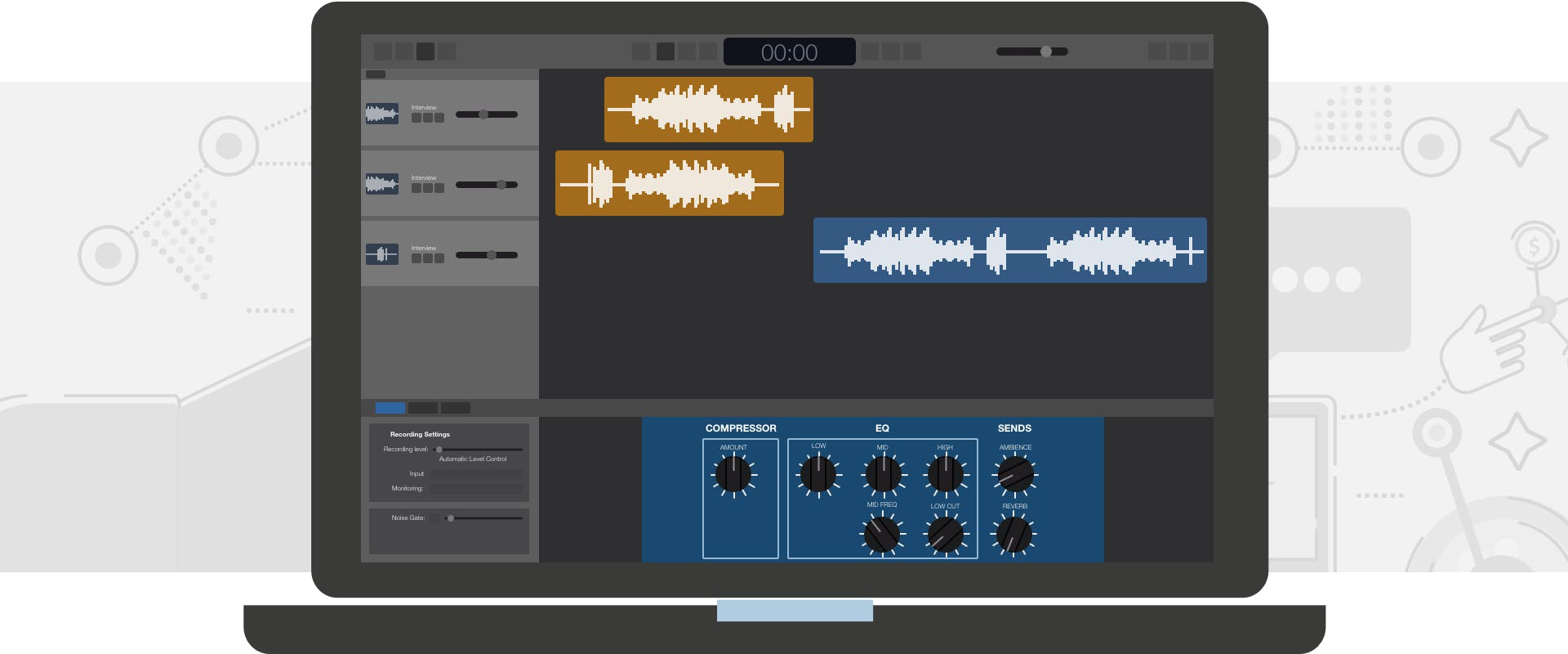 Apps to make music beats for mac