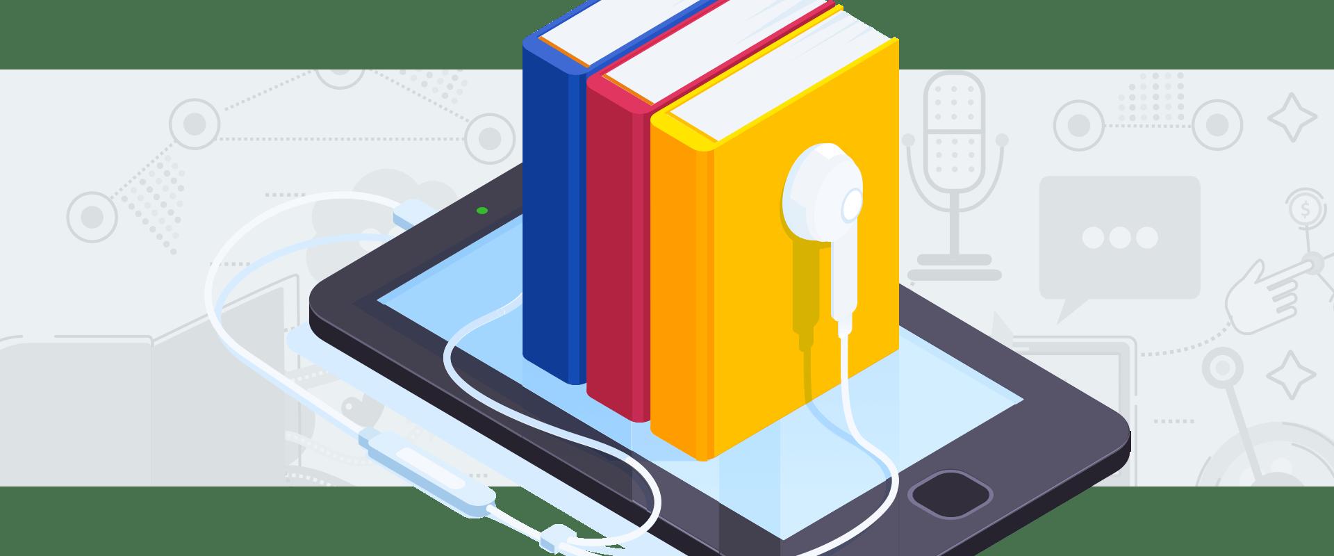 Podcast Novel