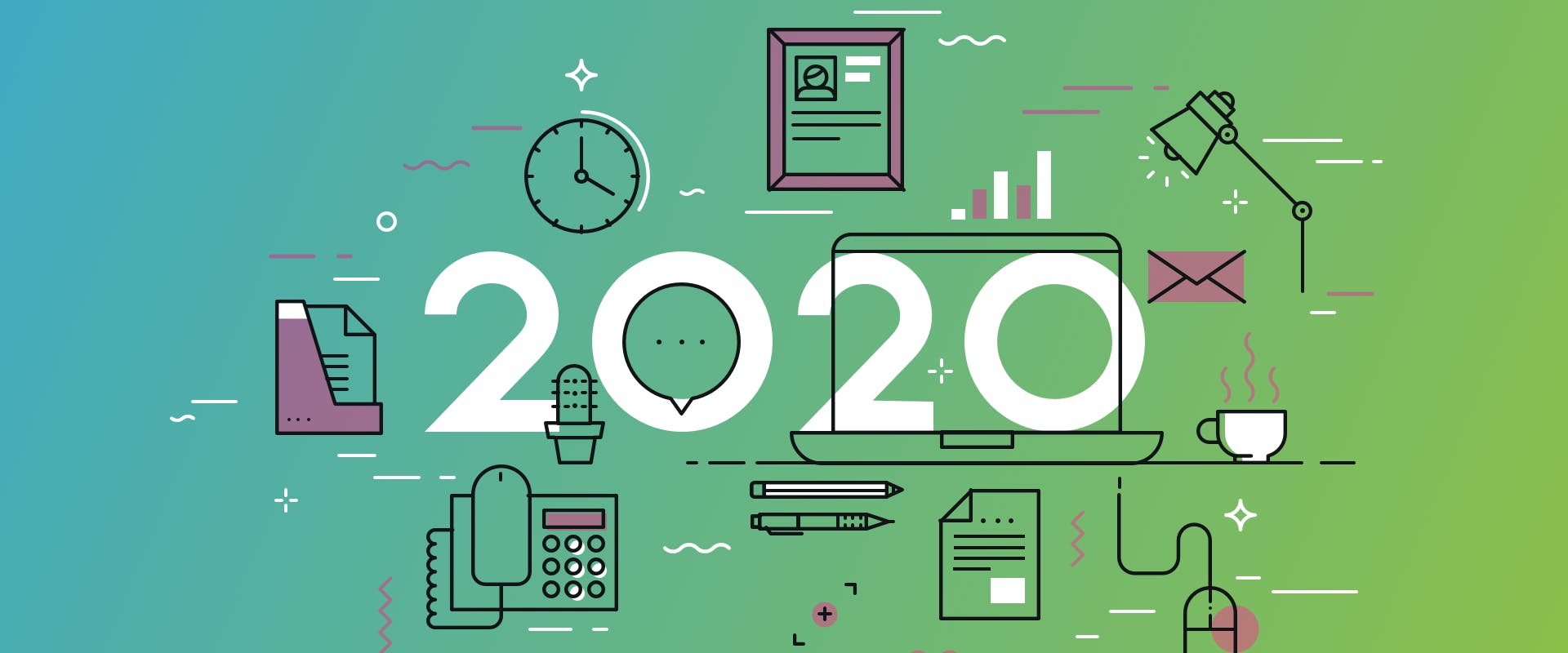 2020 podcasting review from Buzzsprout