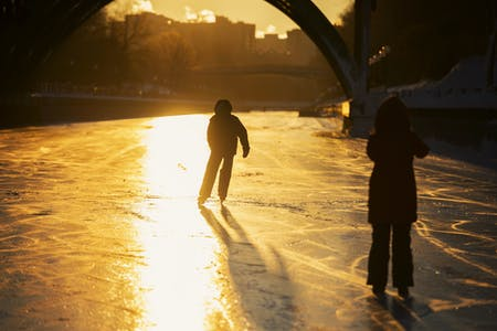 Ottawa Tourism Rideau Canal Skateway