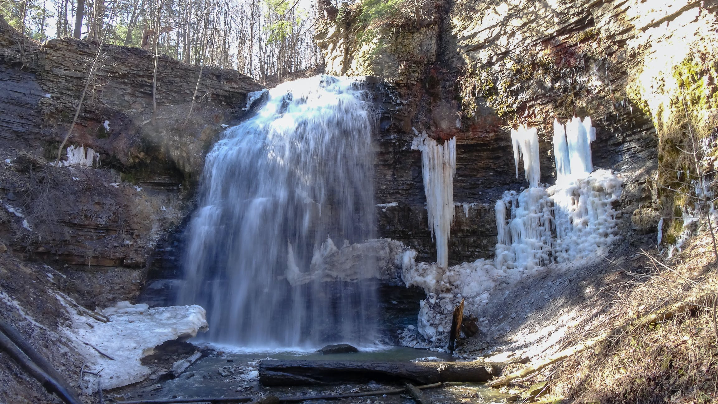 City of Waterfalls, Hamilton, Ontario