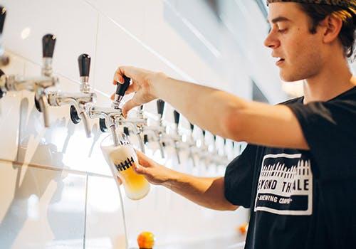 Beyond the Pale Brewery Ottawa