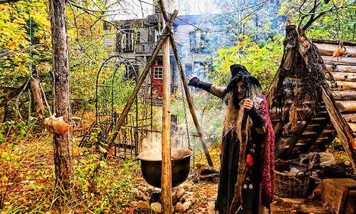 Saunder's Farm Ottawa Ontario Canada Halloween