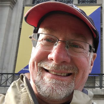 Picture of CAA Member Chris Hayes