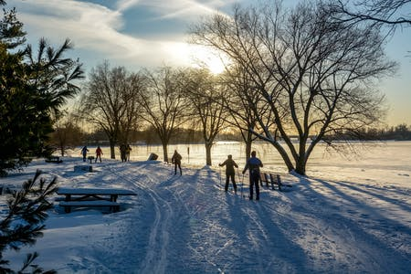 Ottawa Tourism SJAM Trails