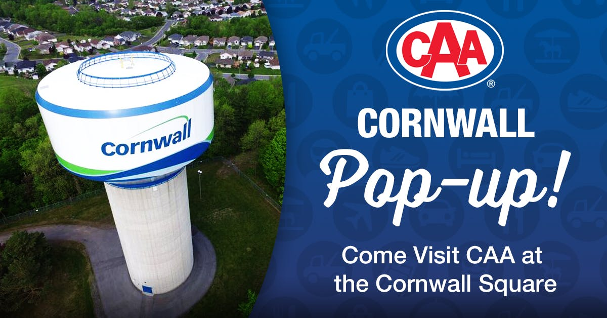 CAA Cornwall Pop-up