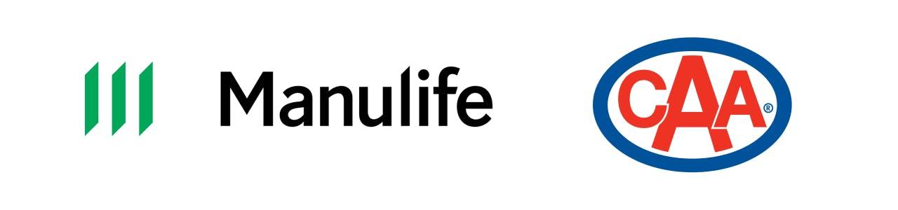 Manulife and CAA Logo