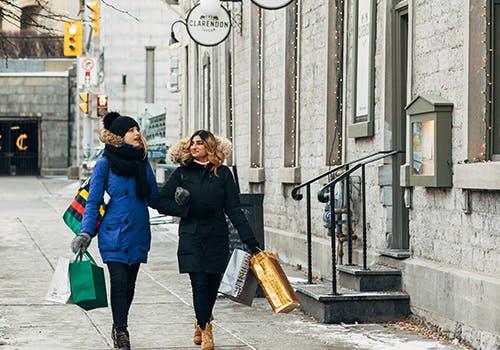 ByWard market Shopping Ottawa