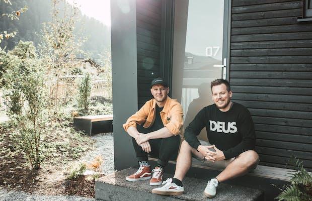 Urlaub Vorarlberg Nachhaltig Gründer Tim Chris