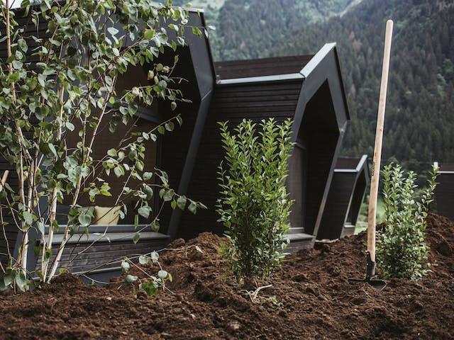 Tiny House Urlaub im Montafon