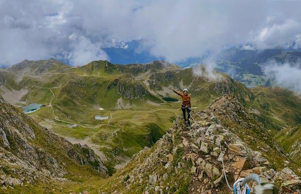 Sommerurlaub Montafon Vorarlberg Nachhaltig Outdoor Klettersteig