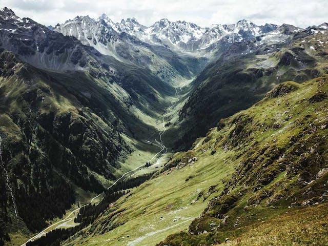 Wanderurlaub im Montafon
