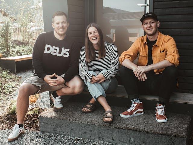 Urlaub Vorarlberg Nachhaltig Team Chris Lena Tim