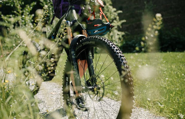 Raymon Bike im Montafon