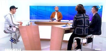 """Vu sur France 3 Ile-de-France : des métiers dans le domaine des déchets avec une histoire d'éboueur star sur TikTok et  un commercial """"Déchets dangereux"""""""