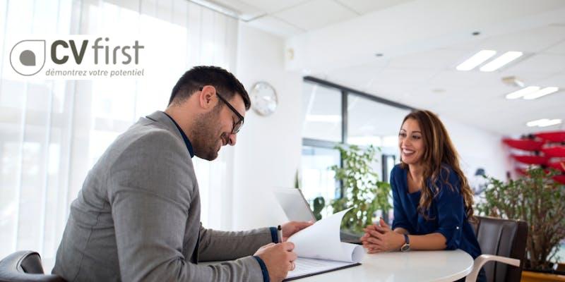 Services de CV et de lettre de motivation pour taper dans l'œil du recruteur !