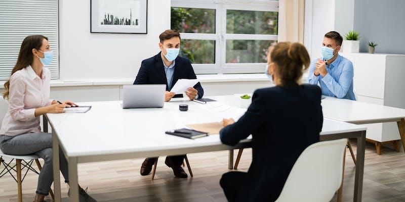 Reconfinement : quatre managers opposés au 100 % télétravail s'expliquent
