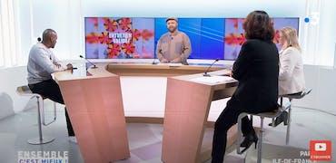 Vu sur France 3 Ile-de-France : fleuriste et Naturalia, des histoires d'offre d'emploi et de recrutement