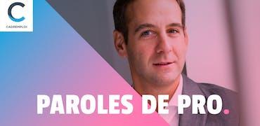 Alexandre Tamagnaud : « Les recruteurs n'ont rien changé aux profils recherchés »