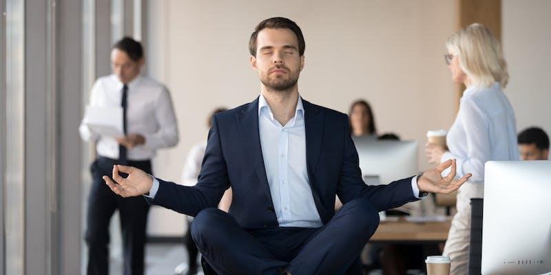 Comment lâcher prise au travail ?