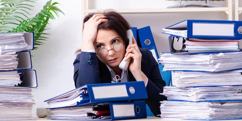 Stress au travail : tous les recours possibles