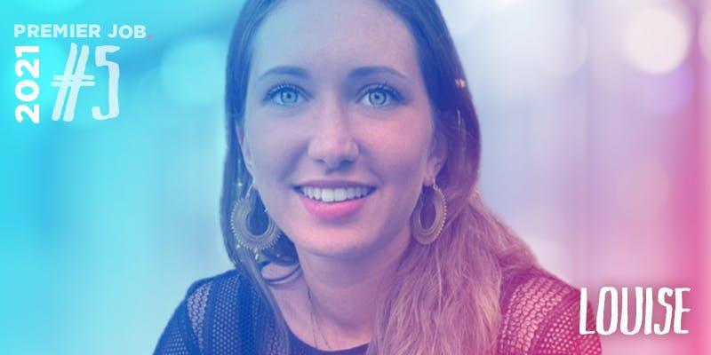 Louise : « Privée d'expatriation, j'ai finalement décroché un CDI dans une boîte internationale grâce à l'intérim »
