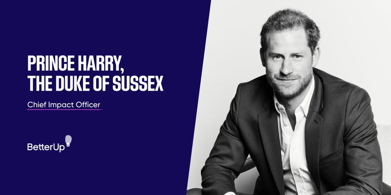Prince Harry : son job de Chief Impact Officer à un million de dollars est-il fait pour vous ?