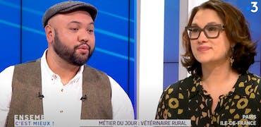 Vu sur France 3 Ile-de-France : les cliniques vétérinaires recrutent