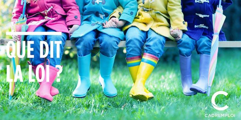 Arrêt de travail Coronavirus : garde d'enfant à domicile