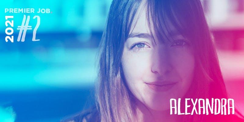 Alexandra* : « Je ne crache pas dans la soupe car cette entreprise a le mérite d'embaucher des jeunes en plein Covid »