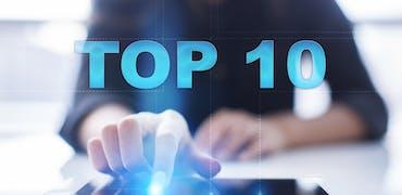 Qui sont les 10 entreprises qui recrutent le plus depuis le début de l'année ?