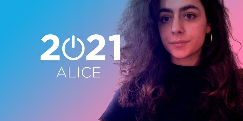 Nouveau job le 4 janvier 2021 : Alice Soula, 25 ans, attachée de presse au sein de l'agence EarlyCom