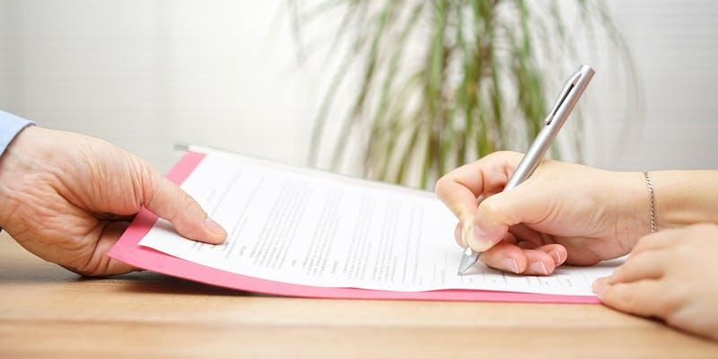 Quelles sont les indemnités en cas de démission ?