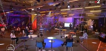 """""""Nous sommes la génération 2021"""" : comment des entreprises se mobilisent pour l'emploi des jeunes via la bonne vieille télé"""