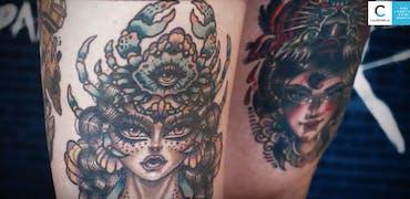 Les cadres assument-ils leur tatouage au travail ?
