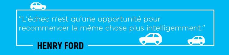 Citation changement de travail : l'échec n'est qu'une opportunité pour recommencer
