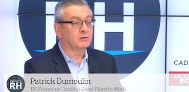 """P. Dumoulin, DG Great Place To Work : """"Ce n'est pas parce qu'un salarié reste qu'il apprécie son entreprise"""""""