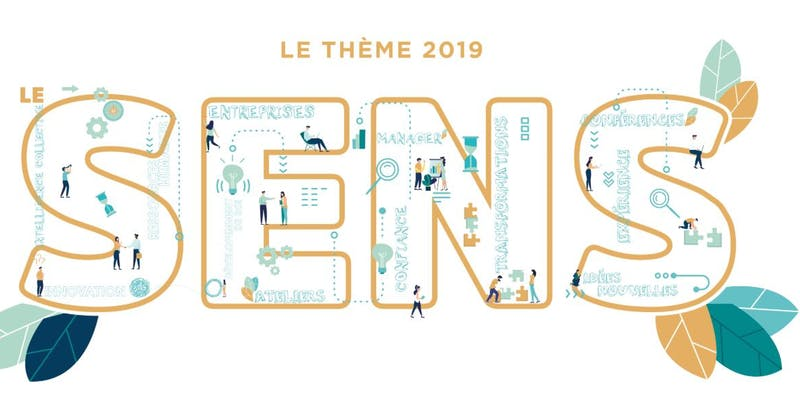 [SAVE THE DATE] 8e édition du 8 au 9 octobre 2019 du Forum RH