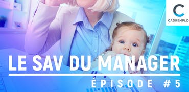 """SAV du manager #5 : """"J'ai du mal avec les mamans qui réclament l'égalité salariale """""""