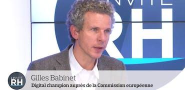 """Gilles Babinet (Digital champion) : « Moins de hiérarchies et plus de projets chez les """"nouveaux barbares """" »"""
